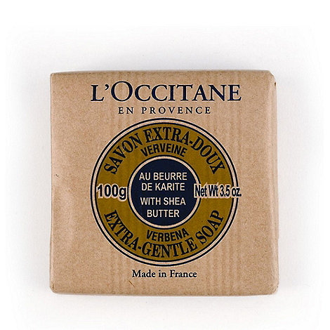 L+Occitane en Provence - Extra Gentle Vernena Soap 100g