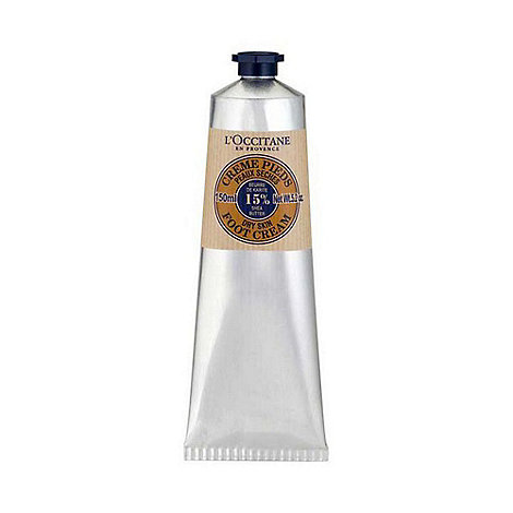 L+Occitane en Provence - Shea Butter Foot Cream 150ml