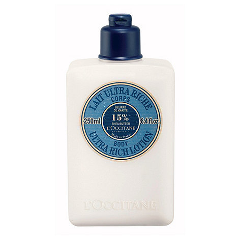 L+Occitane en Provence - Shea Butter Ultra Rich Body Cream 200ml