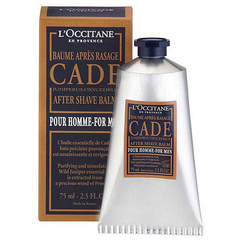 L+Occitane en Provence - Cade After Shave Balm 75ml