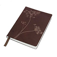Debenhams - Small floral print notebook
