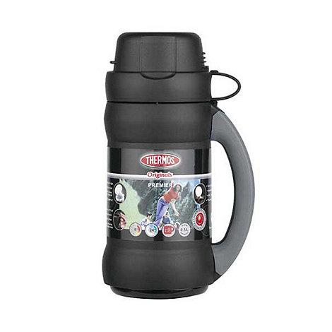 Thermos - Black premier 0.5 litre flask