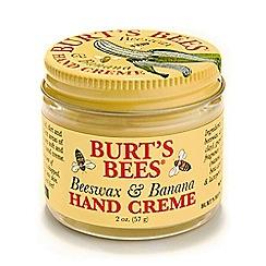 Burt's bees - Beeswax & Banana Hand Crème 57g