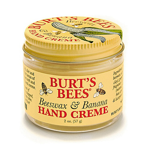 Burt+s bees - +Beeswax And Banana+ hand cream 57g