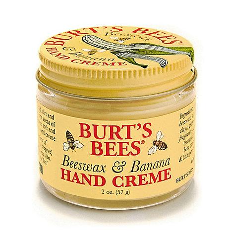 Burt+s bees - Beeswax & Banana Hand Crème 57g