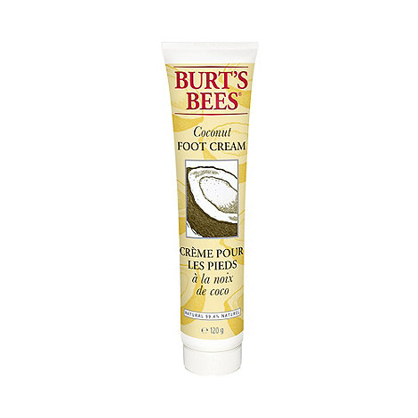 Burt+s bees - +Coconut+ foot cream 120g