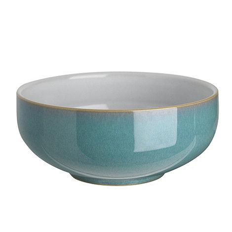 Denby - Aqua Azure cereal bowl