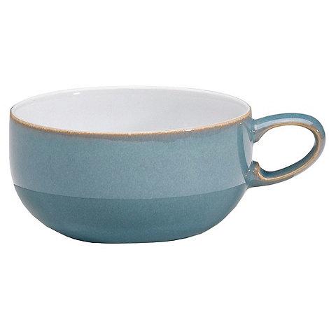 Denby - Aqua Azure tea cup