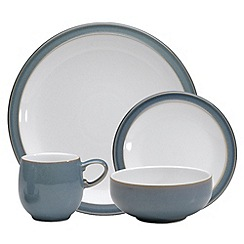Denby - Azure sixteen piece Set