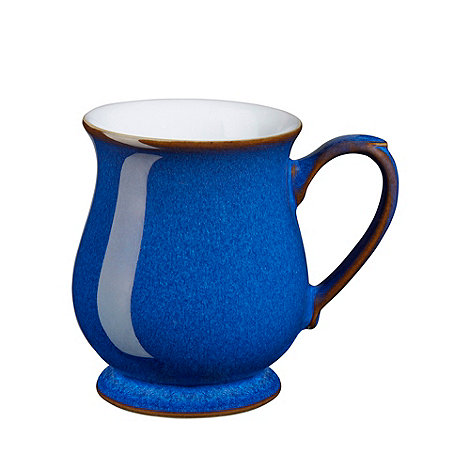 Denby - Imperial blue craft mug