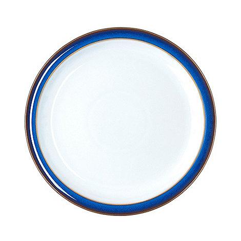 Denby - Imperial blue dessert plate