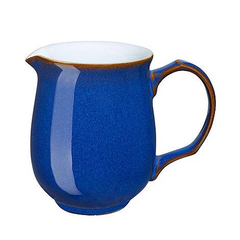Denby - Glazed +Imperial Blue+ small jug
