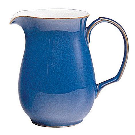 Denby - Imperial blue large jug