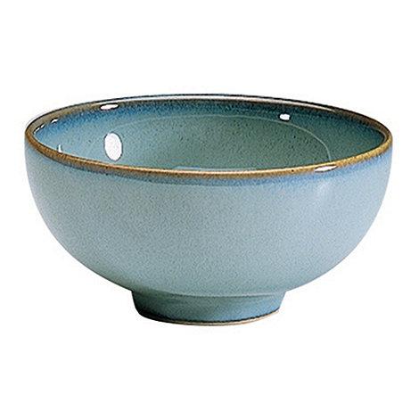 Denby - Glazed +Regency Green+ rice bowl