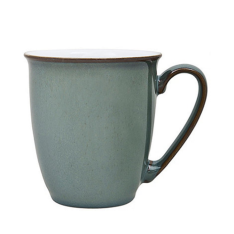 Denby - Regency green coffee mug
