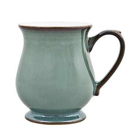 Denby - Regency green craft mug