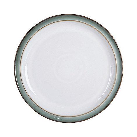 Denby - Regency green dessert plate