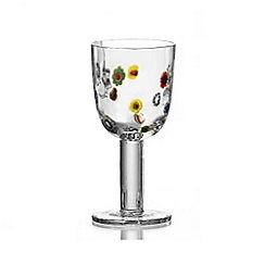 Leonardo - 'Millefiori' small wine glass