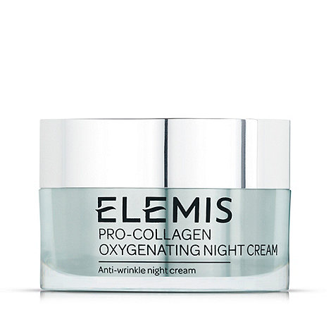 ELEMIS - +Pro-Collagen+ oxygenating night cream 50ml
