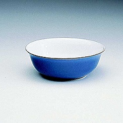 Denby - Imperial blue bowl