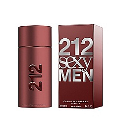 Carolina Herrera - 212 Sexy Men Eau De Toilette 100ml