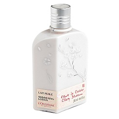 L'Occitane en Provence - Cherry blossom shimmering body milk 250ml