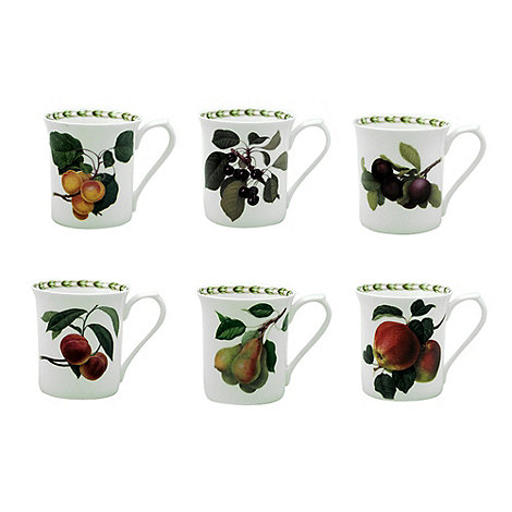 Queens by Churchill - Hookers fruit mug