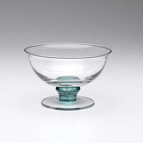 Denby - Glass +Greenwich And Regency Green+ bowl