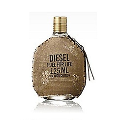 Diesel - Fuel for Life fragrance for him Eau De Toilette 125ml