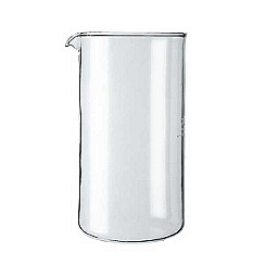 Bodum - Glass 8 cup spare cafetiere liner