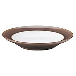 Denby - Truffle large pasta bowl