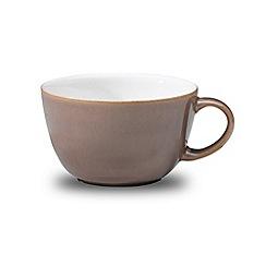 Denby - Truffle tea saucer