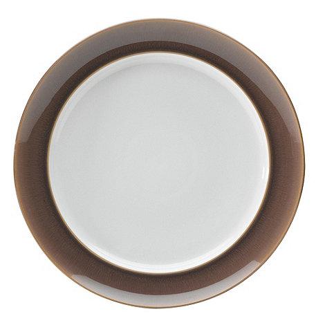 Denby - Truffle large dinner plate