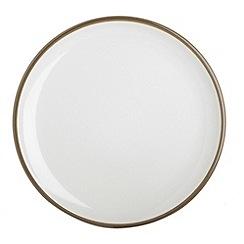 Denby - Truffle dessert plate