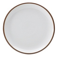 Denby - Truffle tea plate