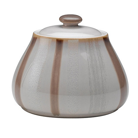 Denby - Truffle layers covered sugar bowl