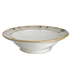 Denby - Truffle layers wide rimmed cereal/soup bowl