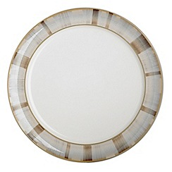 Denby - Truffle layers wide rimmed dinner plate