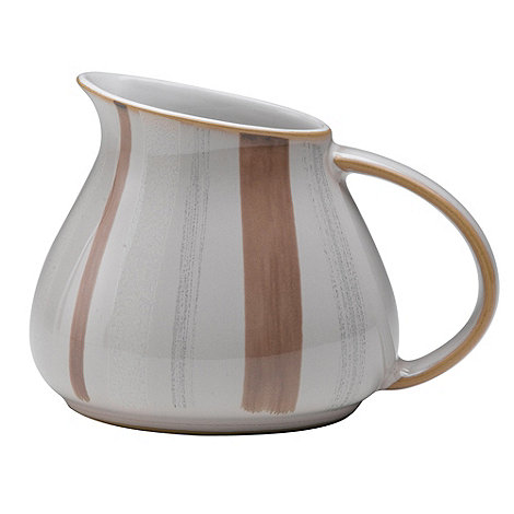 Denby - Mushroom and cream +Truffle Layers+ small jug