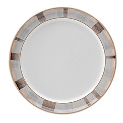 Denby - Truffle layers wide rimmed tea plate