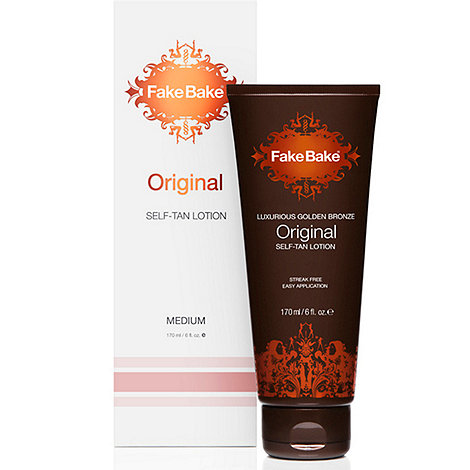 Fake Bake - Self Tanning Lotion