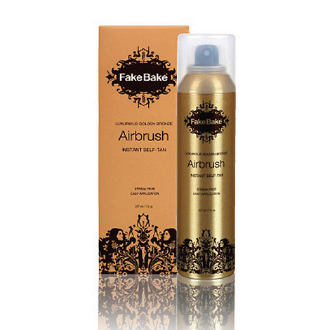 Fake Bake - +Airbrush+ spray on instant self tan 210ml