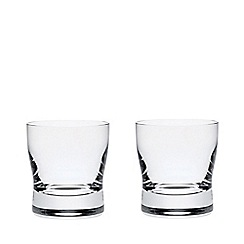 Denby - Set of 2 small tumblers