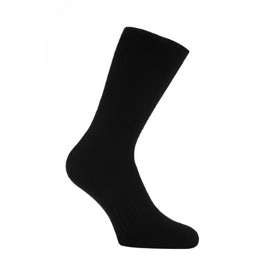 Pack Of Five Black Sports Socks