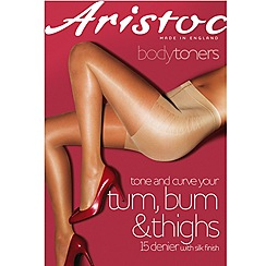 Aristoc - 15d sheer low leg toner tights