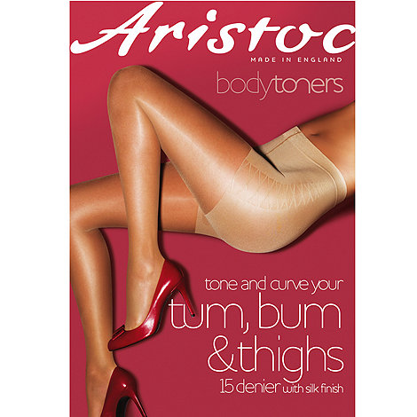 Aristoc - 15d sheer low leg toner tights