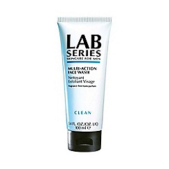 LAB Series - Multi Action Face Wash, 100ml