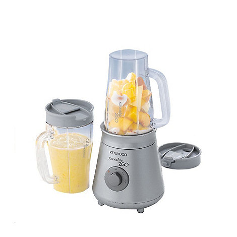 Kenwood - Smoothie To Go SB055 Silver blender