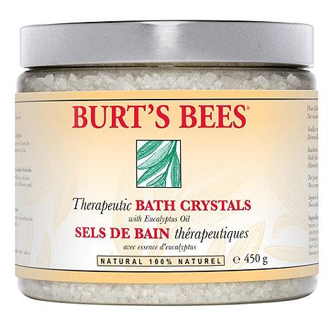 Burt+s bees - Therapeutic Bath Crystals 450g