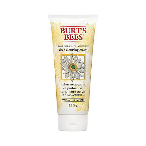 Burt+s bees - Soap Bark & Chamomile Deep Cleansing Cream 170g